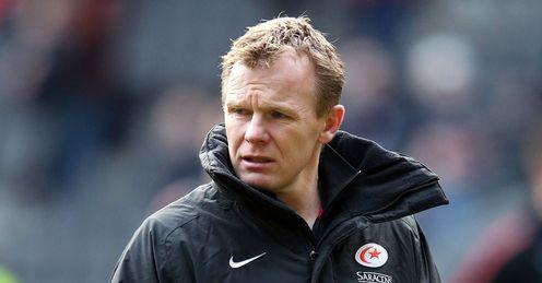 Mark McCall - Saracens Aviva Premiership
