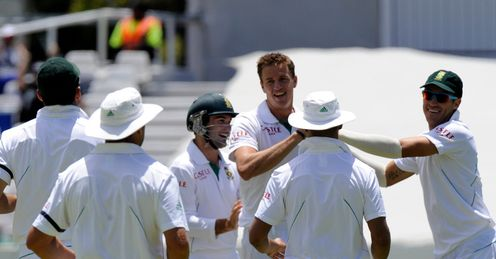 Morne Morkel Proteas celeb