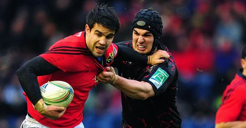 Conor Murray - Munster Heineken Cup