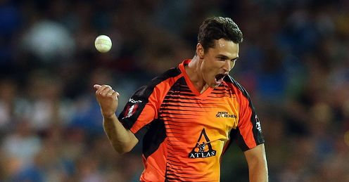 Nathan Coulter Nile Adelaide Strikers v Perth Scorchers