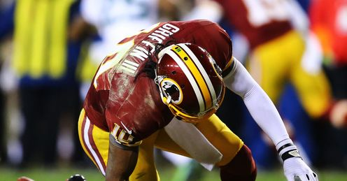 Griffin III: will the Redskins star fire on all cylinders?