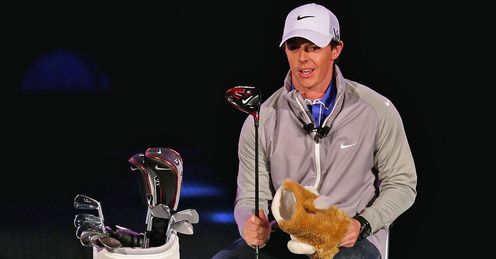 Rory McIlroy: Wants titles