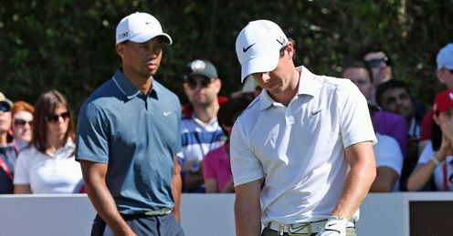 Tiger Woods and Rory McIlroy: Heading home early