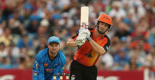Shaun Marsh Adelaide Strikers v Perth Scorchers