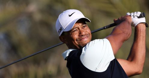 Tiger Woods: Improvement needed