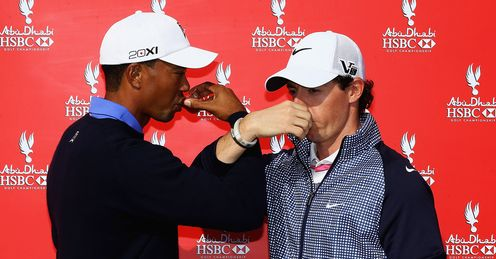 Woods and McIlroy: Not the best starts