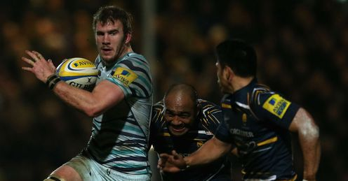 Tom Croft Leicester Tigers
