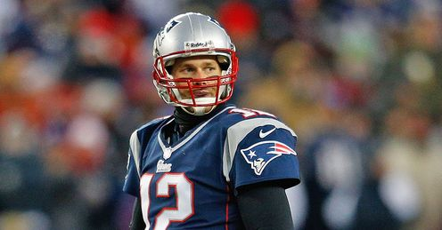 Tom Brady: Likely to come under fire on Sunday night