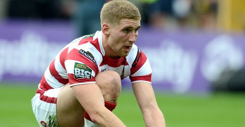 Sam Tomkins - Wigan Super League