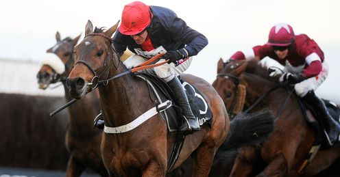 Bobs Worth The Hennessy Gold Cup Steeple Chase