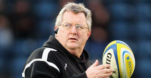 John Kingston Harlequins coach
