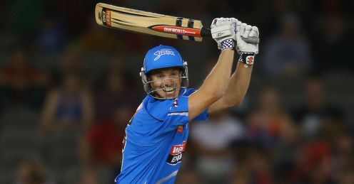 Michael Klinger Adelaide Strikers