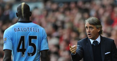 Balotelli: Mancini wanted his countryman to succeed, but City are better off without him, says Jamie