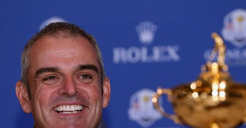 Paul McGinley: Ryder Cup captain