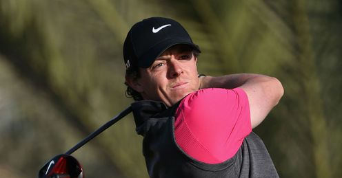 Rory McIlroy: Facing a familiar opponent