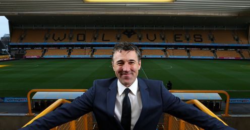 Saunders: will let his Wolves&#39; players know exactly what he thinks, says Beags