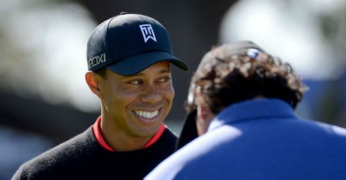 Tiger Woods: Sloppy but successful