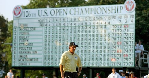 US Open returns to Winged Foot