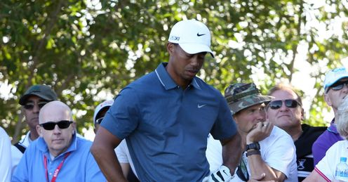 Slow play frustrates Tiger and bores spectators