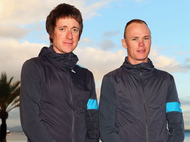 Wiggins and Froome: Big plans