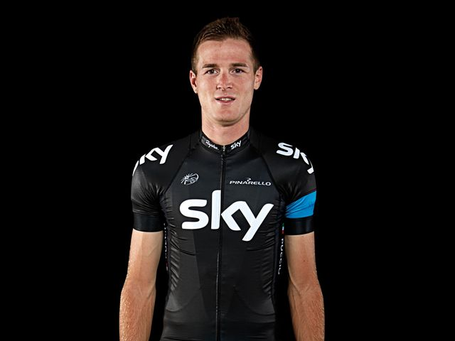Puccio: Learning fast in Team Sky colours