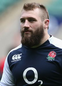 Joe Marler England training 2013