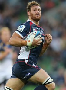 Scott Higginbotham Rebels v Brumbies 2013 Melbourne