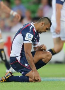 kurtley beale rebels brumbies