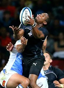 Sergeal Petersen Southern Kings v Western Force Super Rugby Nelson Mandela Bay Stadium