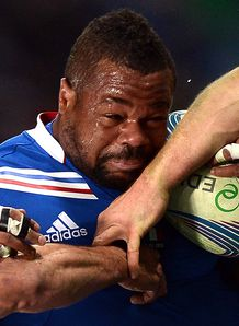 SKY_MOBILE Mathieu Bastareaud - France Six Nations