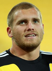 Brad Shields Hurricanes 2012
