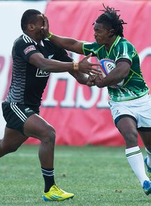 Branco du Preez Blitzbokke v NZ Las Vegas 2013