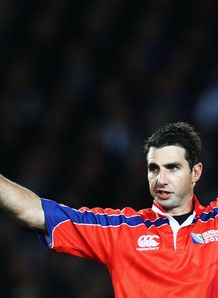 Craig Joubert referee RWC 2011
