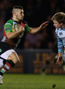 Conor O'Shea says Danny Care's display against Leicester was world class