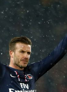Beckham debuts in PSG win
