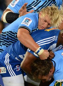 Dewald Potgieter Bulls v Stormers 2013