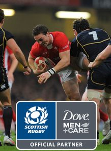 Dove scotland v Wales ticket competition new logo