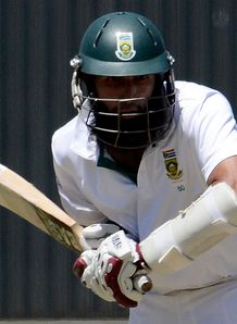 Hashim Amla pleased with South Africa's resolve on opening day at Centurion