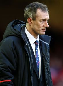 Six Nations: Rob Howley praised his team for adapting to tough conditions