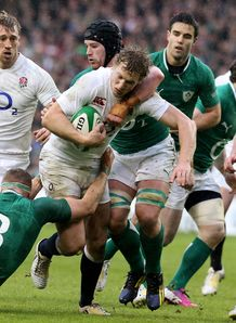 Ireland v England Billy Twelvetrees