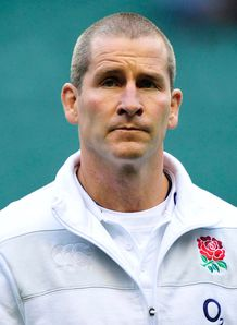 Stuart Lancaster February 2013
