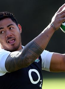 Manu Tuilagi England 2013