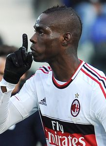 Picture of Mario Balotelli