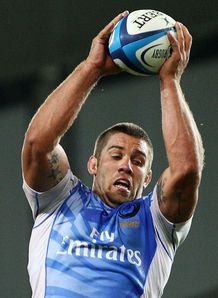 Matt Hodgson Western Force SR 2012