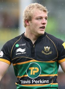 Mike Haywood Northampton Saints AVP 2012