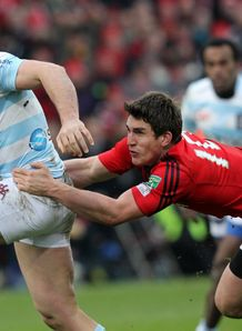 SKY_MOBILE Olly Barkley Racing Metro Ian Keatley Munster