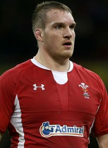 Gethin Jenkins Wales 2012