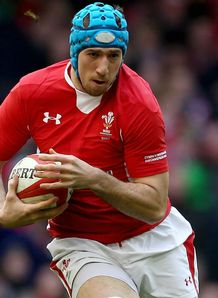 Justin Tipuric Wales v Ireland 2013
