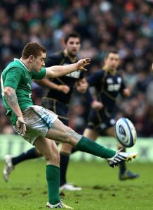 Scotland v Ireland: Paddy Jackson