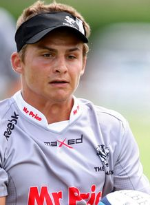 Patrick Lambie Sharks training 2013